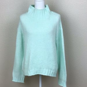 BP Mint green sweater welcome spring💕